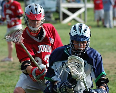 St John's can't break the concentration Ryken has on finishing at the top of the WCAC.