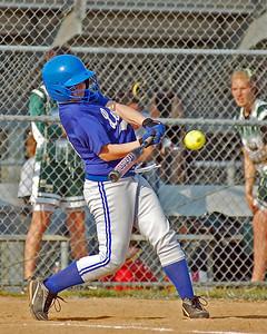Leonardtown girls softball