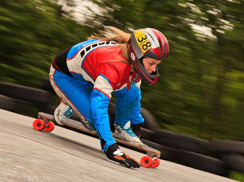 Longboard Finals, Skjervet, Voss Extreme Sports Week 2011