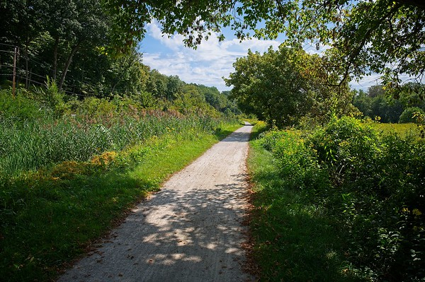 September Towpath Bike Ride