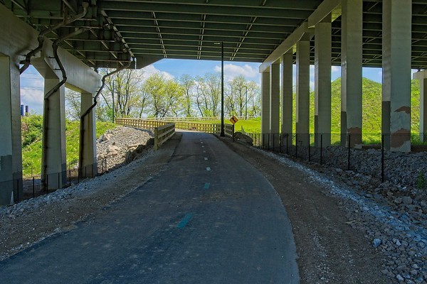 Bike Ride on the Towpath Trail