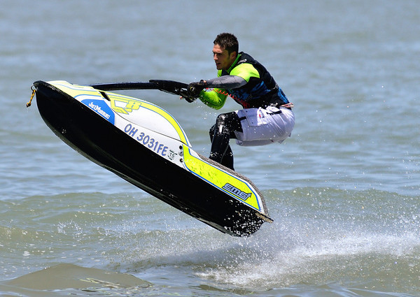 Jet Skiers at Edgewater Park