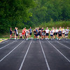 Tennessee State Senior Games Finals, Men's 100m & 200m Sprint, 70-74 year old group