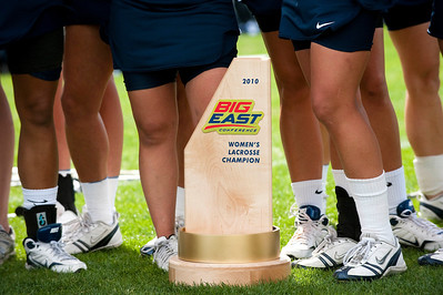 NCAA: Georgetown wins their first Big East Women's Lacrosse Championship game between the Georgetown Hoyas and the Syracuse Orange at Yurcak Field in Piscataway, New Jersey.