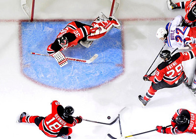 NHL Playoffs 2012: Rangers vs Devils  MAY 21