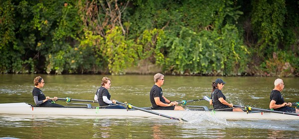 Rowing and more in the Flats