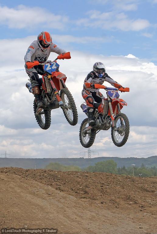 Motocross, Villigen