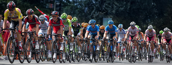 USA Pro Challenge 2013, Denver, Colorado