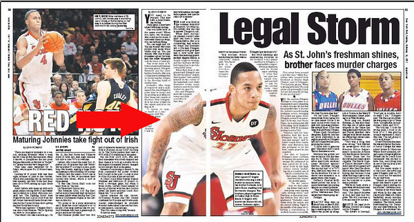 Publication: NY Post Photographer: - Duncan Williams