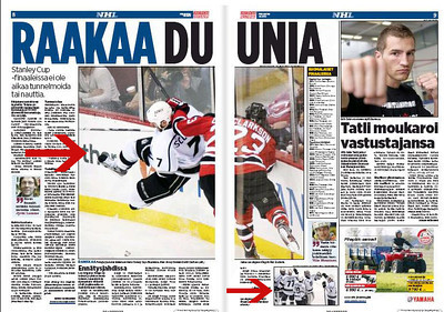 Publication: Iltalehti (Finland) 2012. Photographer: Duncan Williams (2)(Credit Image: