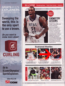 Publication: Sports Illustrated 2009 Photographer: Duncan Williams