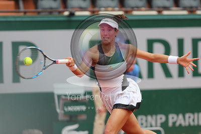 French Open Garbine Muguruza vs Anett Kontaveit