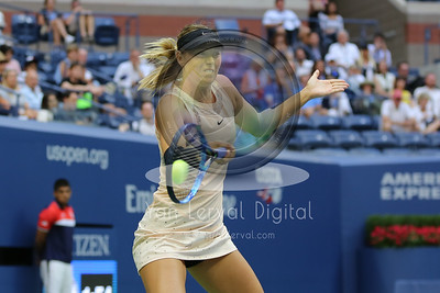 US Open Maria Sharapova vs Timea Babos