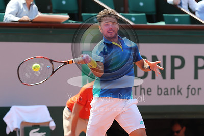 French Open Stan Wawrinka vs Alexandr Dolgopolov