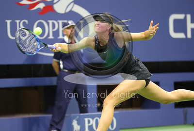 US Open Maria Sharapova vs Simona Halep