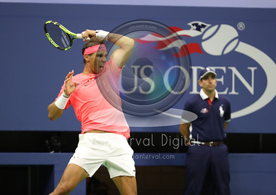 US Open Rafael Nadal vs Dusan Lajovic