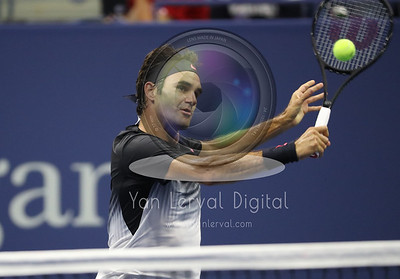 US Open Roger Federer vs Frances Tiafoe