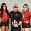 Indya  Pascascio, Coach Grady, Cassandra Montoya
