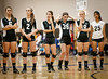 (6) Samantha Byers of Surprise Volleyball Academy 16-1 Rage, (2) Alexia Rogers of Surprise Volleyball Academy 16-1 Rage, (1) Cayla Schoen of Surprise Volleyball Academy 16-1 Rage, (36) Megan Butcher of Surprise Volleyball Academy 16-1 Rage, (18) Shelbey Teske of Surprise Volleyball Academy 16-1 Rage, and (25) Arrianna Ramirez of Surprise Volleyball Academy 16-1 Rage