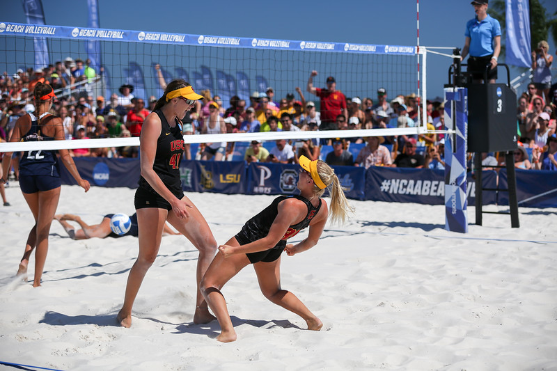 2017 NCAA Beach Volleyball National Championship