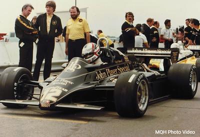 Hot Pit - 1983 Detroit Grand Prix