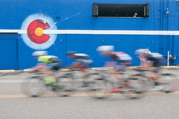Ridge at 38 Criterium.  Wheat Ridge, Colorado