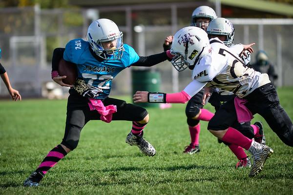 Youth football.  Thornton, Colorado