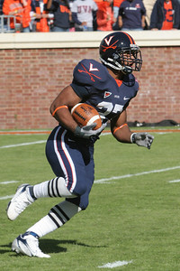 Cedric Peerman, Virginia Cavaliers