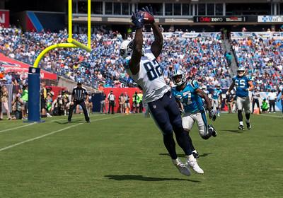 NFL: AUG 19 Preseason - Panthers at Titans