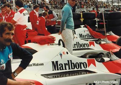 Rain Delay - 1983 Detroit Grand Prix