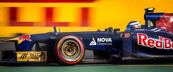 Daniel Ricciardo - Australian F1 Grand Prix
