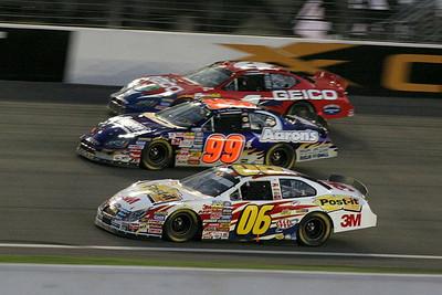 NASCAR 3 wide