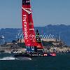 Team New Zealand and Alcatraz