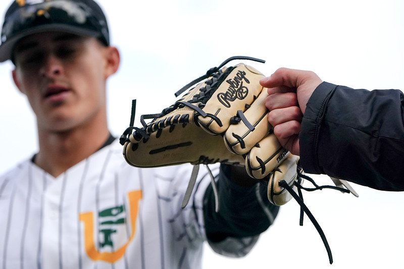 3/13/18: USF BASE vs Cal at Benedetti Diamond in San Francisco, CA.  Image by Chris M. Leung for USF Dons Baseball