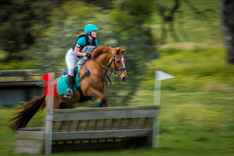 Avenel at Oaklands Horse Trials