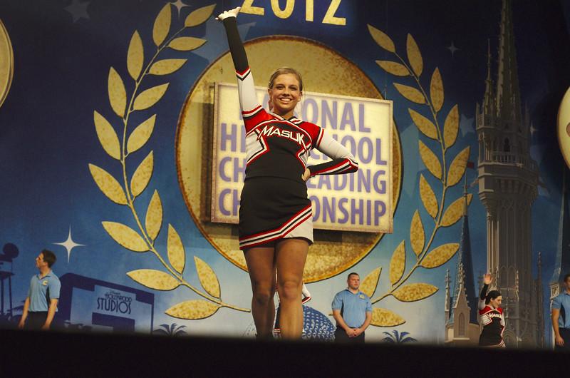 Masuk HS Cheer 2012
