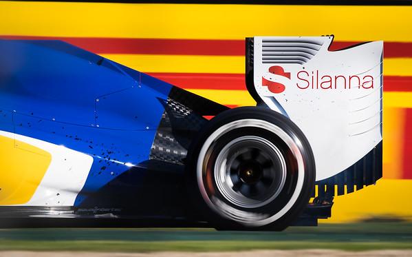 Sauber C34 Ferrari - Australian F1 Grand Prix