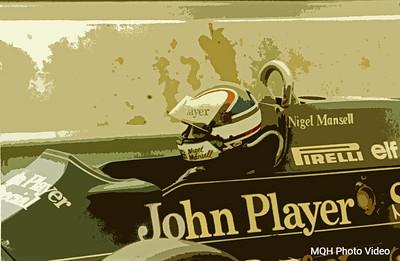 Nigel - 1983 Detroit Grand Prix