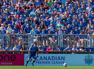 Canadian Premier League - HFX Wanderers FC vs York 9