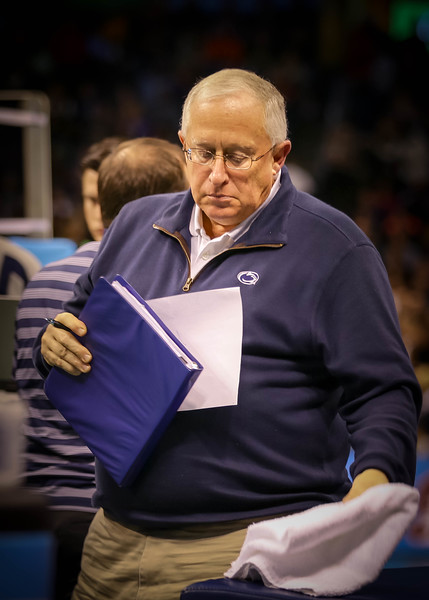 Russ Rose PSU Women's Volleyball Head Coach