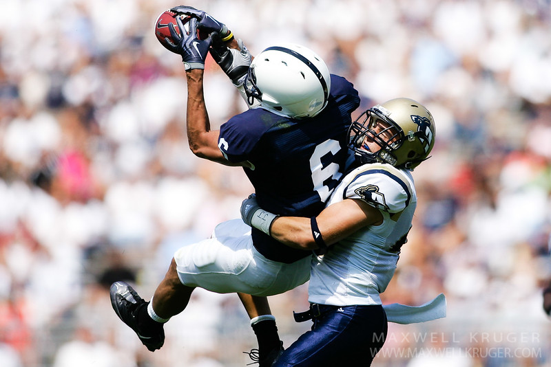 Football<br>Akron at Penn State<br>2009