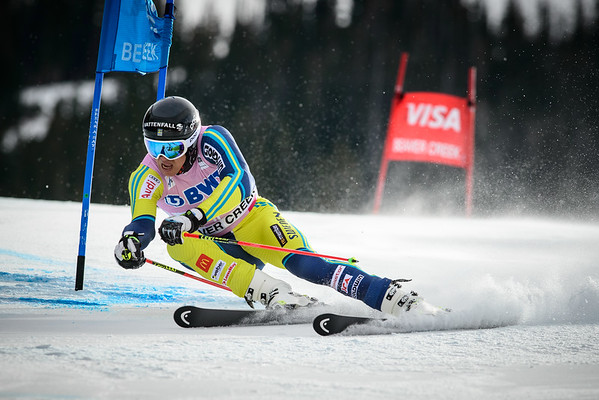 Birds of Prey World Cup, Giant Slalom