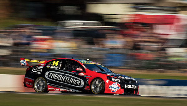 Fabian Coulthard - Winton V8 Supecars