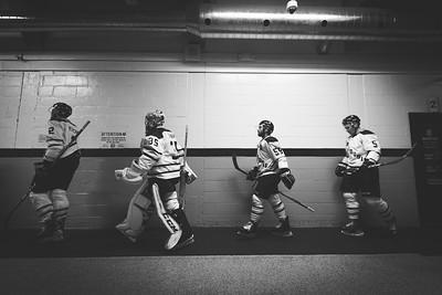 AUS Men's Hockey - Dalhousie Tigers vs Acadia Axemen