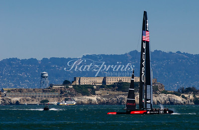 Team Oracle and Alcatraz