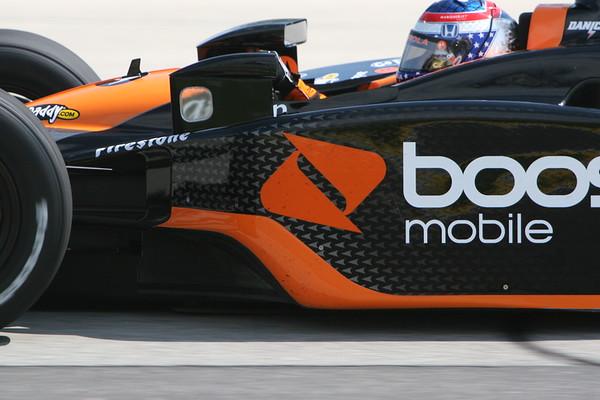 IndyCar Milwaukee Mile 2009