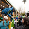 Seattle Sounders MLS Cup March and Rally
