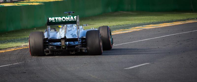 Nico Rosberg - Australian F1 Grand Prix