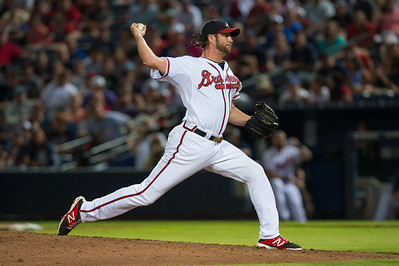 MLB: JUL 02 Nationals at Braves