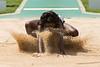 sand spray at regional track meet